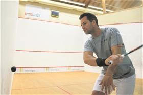 Kassierte eine vermeidbare Niederlage: Michel Haug.?(Foto: Michael Zanghellini)