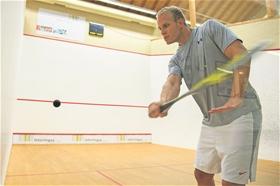 Roger Baumann setzte sich auf der zweiten Position gegen Jan Kurzmeyer ohne grössere Probleme durch.?(Foto: Michael Zanghellini)